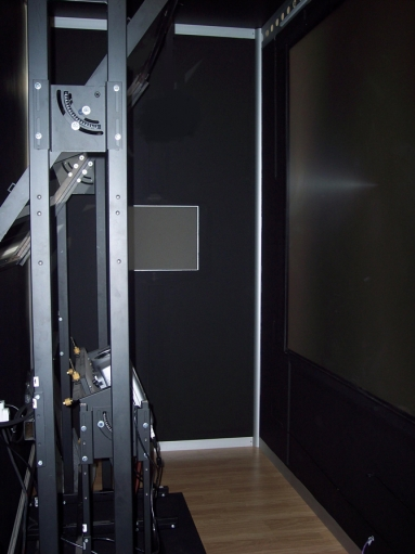Cinema procinema pro mkm display for Mirror projector