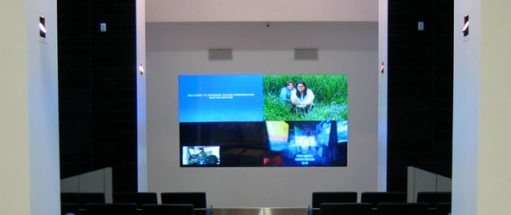 high-definition-short-throw-projection-screen-technology