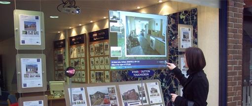 thru-glass-interactive-touch-screen