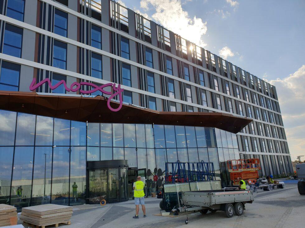Hotel Moxy by Marriott Poznań
