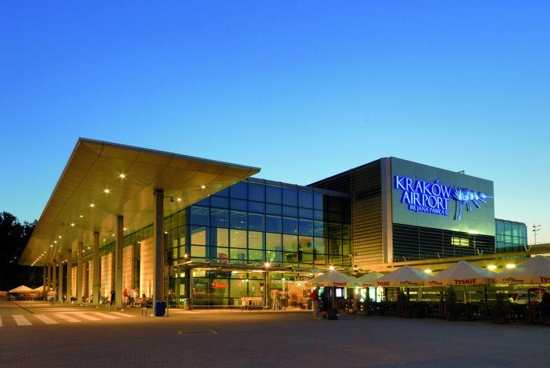 Port Lotniczy Kraków Balice Airport